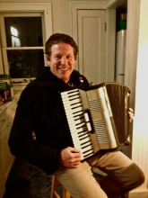 Bob Tipping - Accordion and keyboards