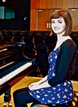 Grace Walsh - Piano and vocals